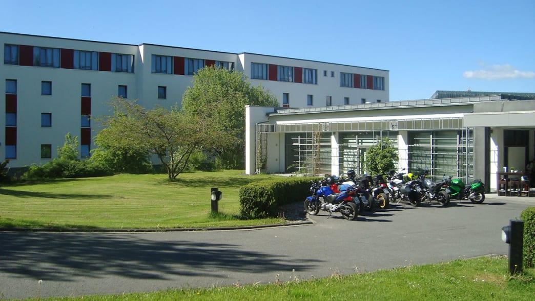 ADAC und DEHOGA zertifizieren motorradfreundliche Hotels
