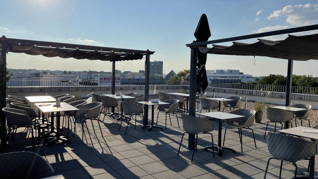 Die ADAC eSports-Lounge in Essen