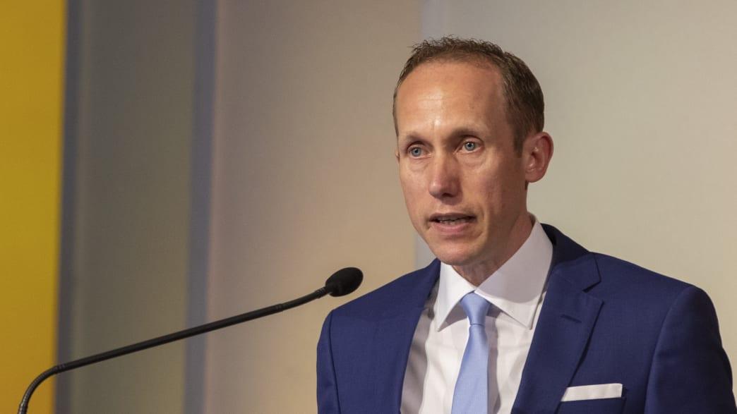 Volker Schwarz, stell. Vorsitzender und Vorstandsmitglied für Finanzen