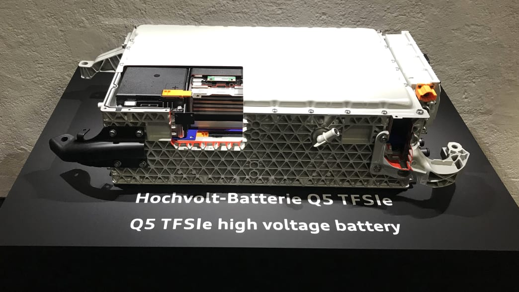 Audi Q5 Batterie
