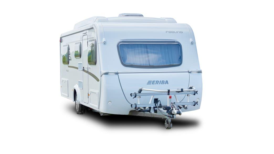 Produktfoto des Eriba Feeling  442  Caravan