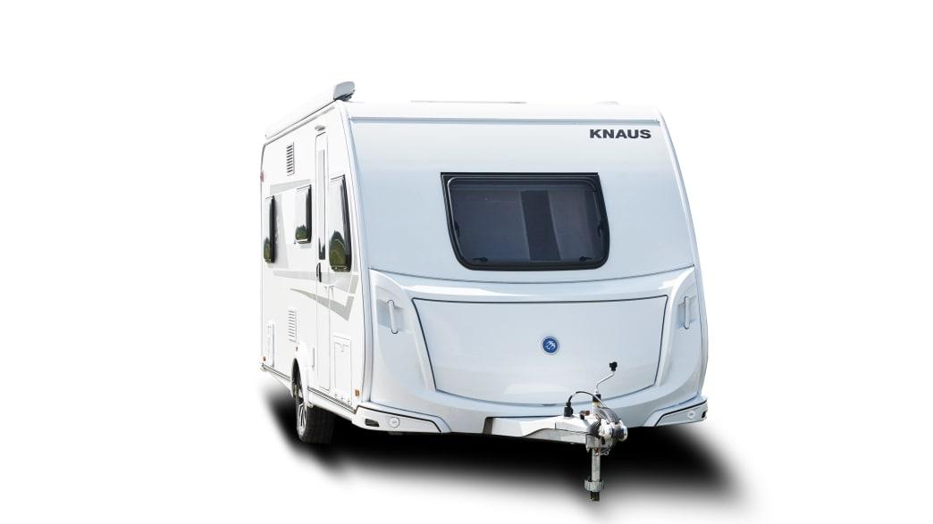 Produktfoto des Knaus Südwind 500 QKD 60 Years Caravan