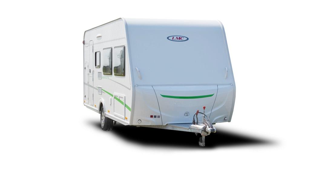 Produktfoto des LMC Sassino 470K Caravan