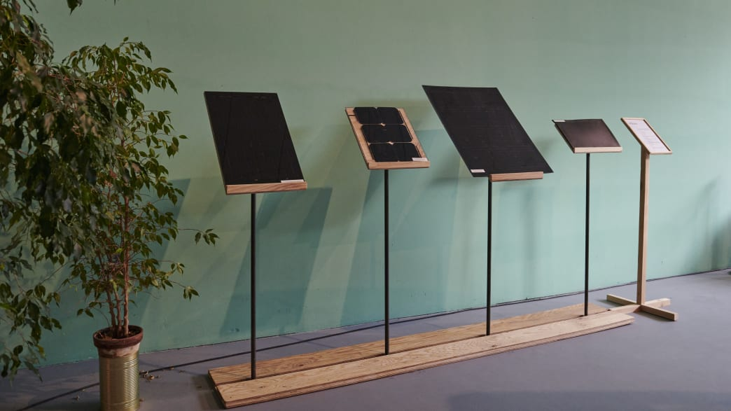 Solarpanele von Sono Motors