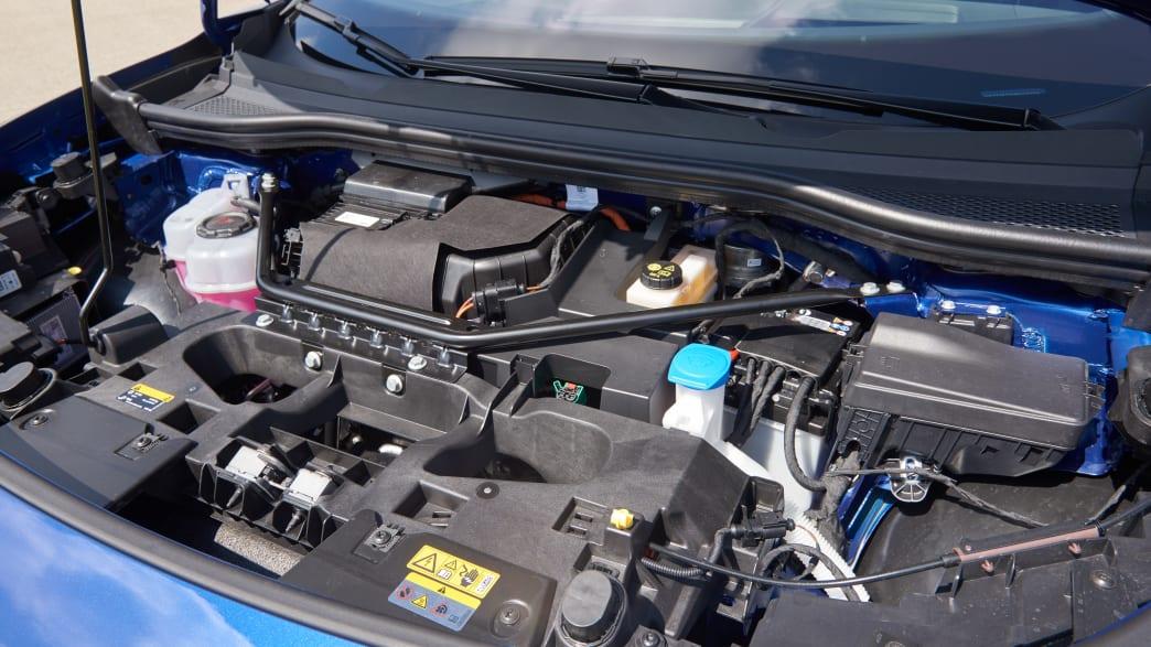 Motor des VW ID4