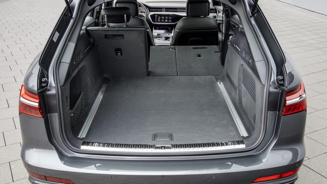 Audi A6 Avant Kofferraum