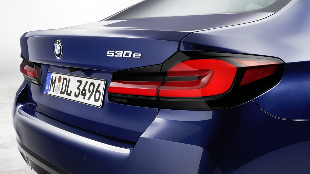 BMW 5er Rücklicht