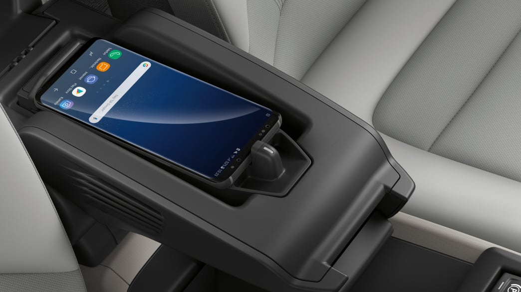Handy laden im BMW i 3