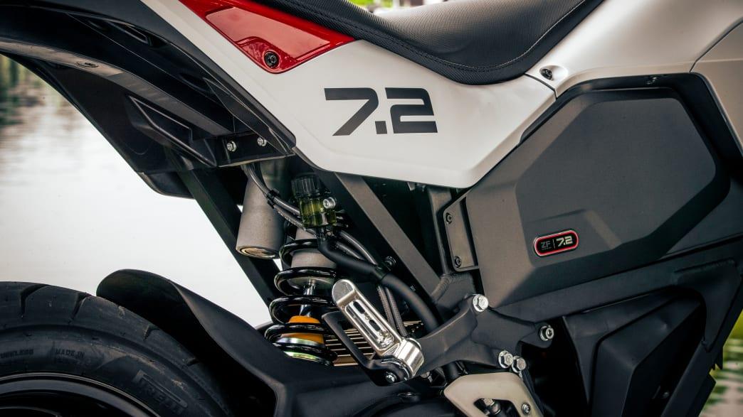 Detail der Zero FXE 7.2