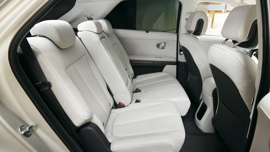 Rückbank des Hyundai Ioniq 5