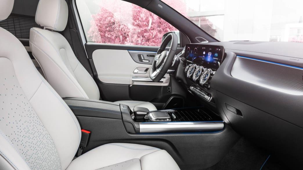 Wir stellen den neuen Mercedes EQA vor