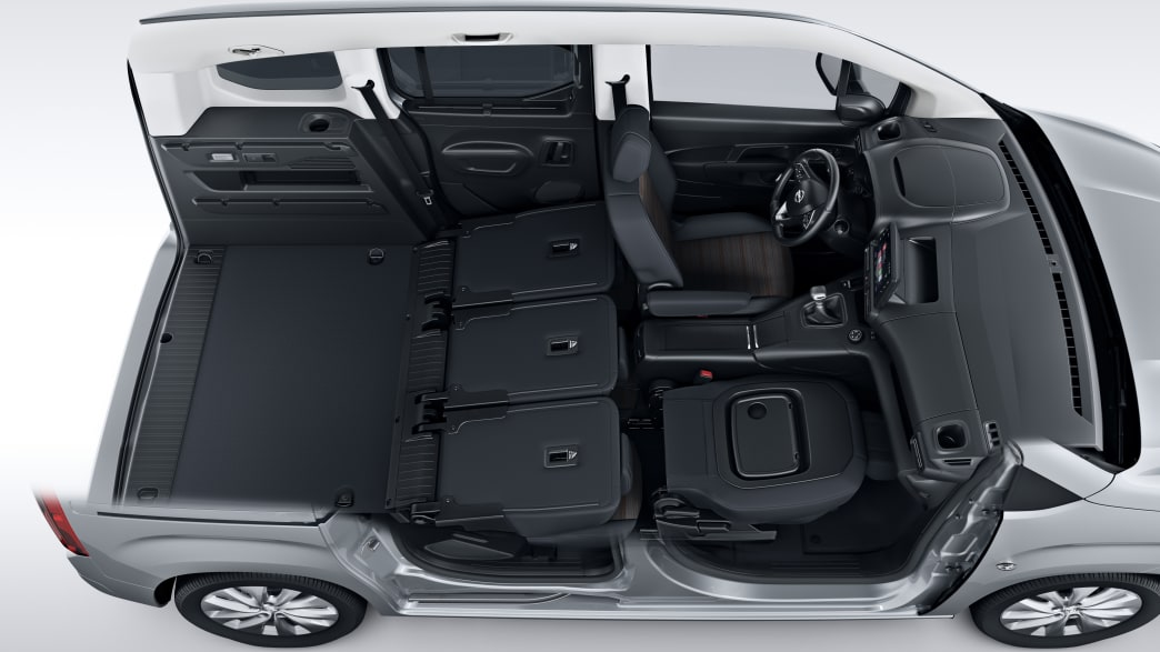 Opel Combo Innenansicht