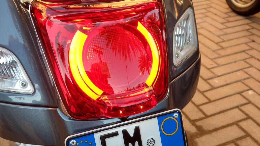 Vespa 300 LED-Rücklicht
