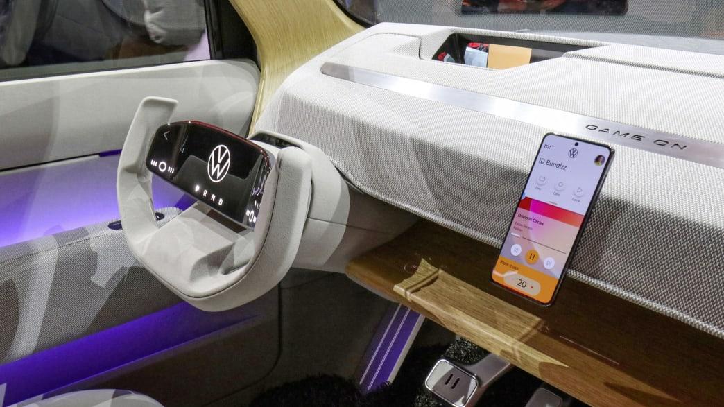 Der Volkswagen ID.LIFE Concept Car