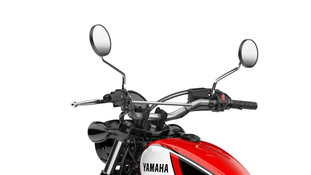 Die Yamaha SCR 950