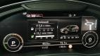Verbrauchsanzeige des Audi Q5