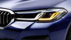 BMW 5er Frontscheinwerfer