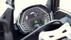Display der Triumph Tiger Sport 660