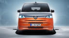 Frontansicht des VW Multivan T7