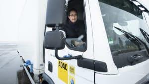 Verkehrsminister Andreas Scheuer in Penzing