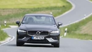 Jochen Wieler testet den neuen Plug in Hybrid Volvo S60