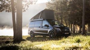 Der neue Mercedes-Benz Marco Polo jetzt mit MBUX und MBAC
