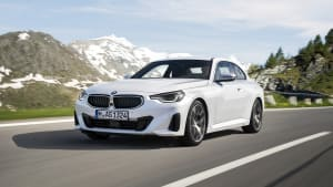 Der neue BMW 2er Coupe Modell 2021