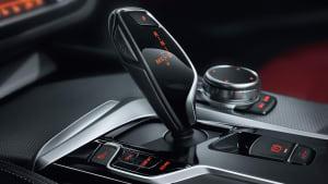 Automatikschaltung eines BMWs