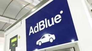 AdBlue Tanksäule