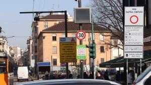 Reger Stadtverkehr in Milan