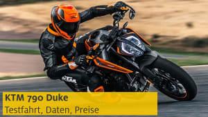 Vorschaubild des Youtube-Videos zur KTM 790 Duke