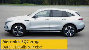 Test Mercedes EQC