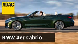Thumbnail zum YouTube Video über das BMW 4er Cabrio