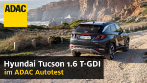YouTube Thumbnail zum Opel Hyundai Tucson 1.6 T-GDI