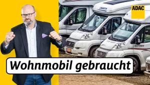 ADAC Jurist Alexander Sievers klärt über den Kauf eines gebrauchten Wohnmobils auf