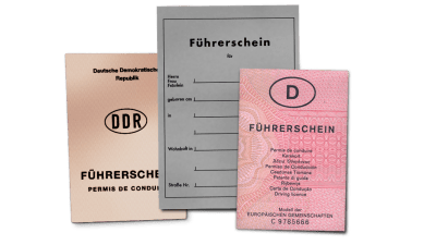 Sonstiger (Papier-) Führerschein