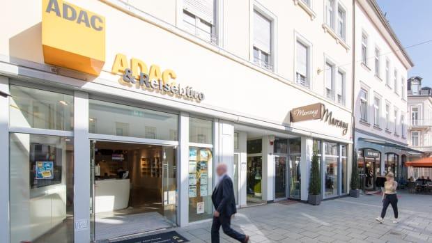 ADAC Geschäftstelle & Reisebüro Bad Homburg