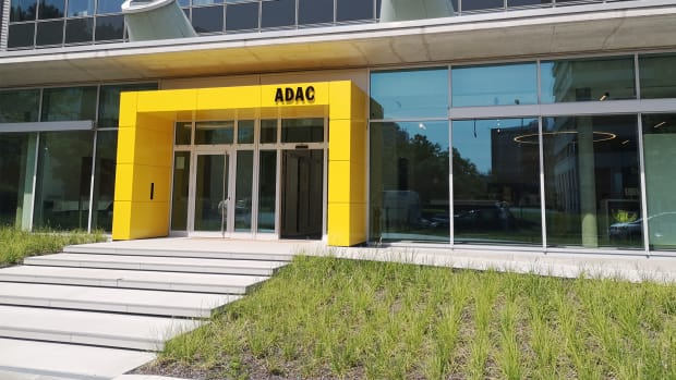 ADAC Geschäftsstelle Frankfurt Niederrad