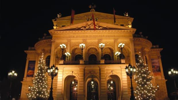 Alte Oper Frankfurt Thinkstock