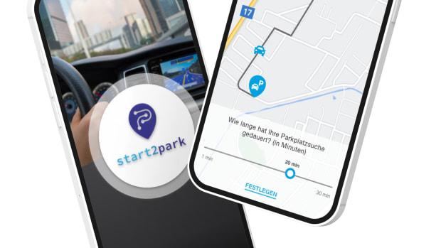 start2park ab sofort in App-Stores verfügbar/ Testfahrer:innen gesucht