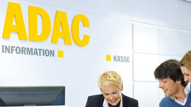 ADAC Vertretungen in Hessen und Thüringen