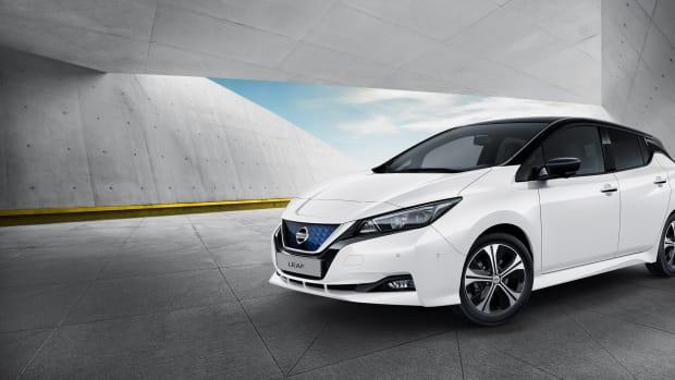 ADAC E-Leasing Nissan Leaf