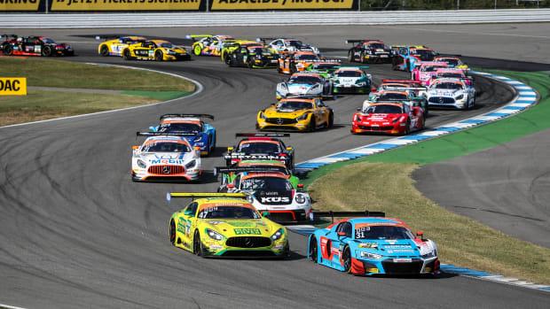 ADAC GT Masters am Hockenheimring