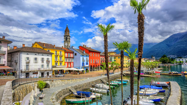 Altstadt von Ascona