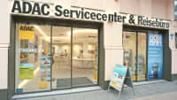 Außenansicht ADAC Geschäftsstelle & Reisebüro Schwerin