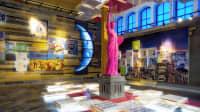 Nachbildung der Freiheitsstatue im BallinStadt Auswanderer Museum