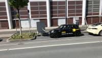 E-Auto in Parkbucht