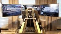 Der ADAC Nordrhein hat in Essen eine neue eSport Lounge eröffnet.