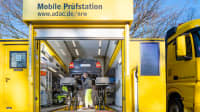 Die Mobile Prüfstation des ADAC Nordrhein