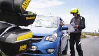 Die ADAC Stauberater helfen Verkehrsteilnehmern bei Staus in NRW